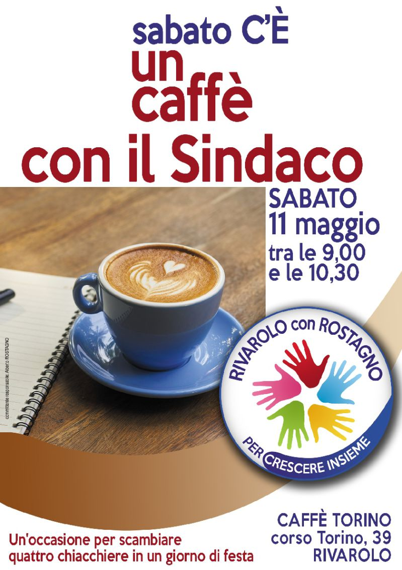 I Caffè Con Il Sindaco